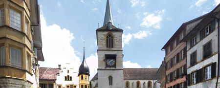 Schule: Biel/Bienne